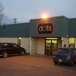 Dots clothing store locations
