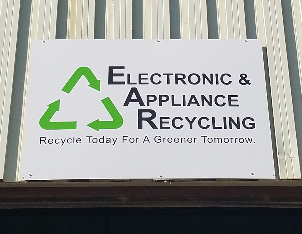 Electronic & Appliance Recycling: 300 Industrial Park Rd SE, Cokato, MN