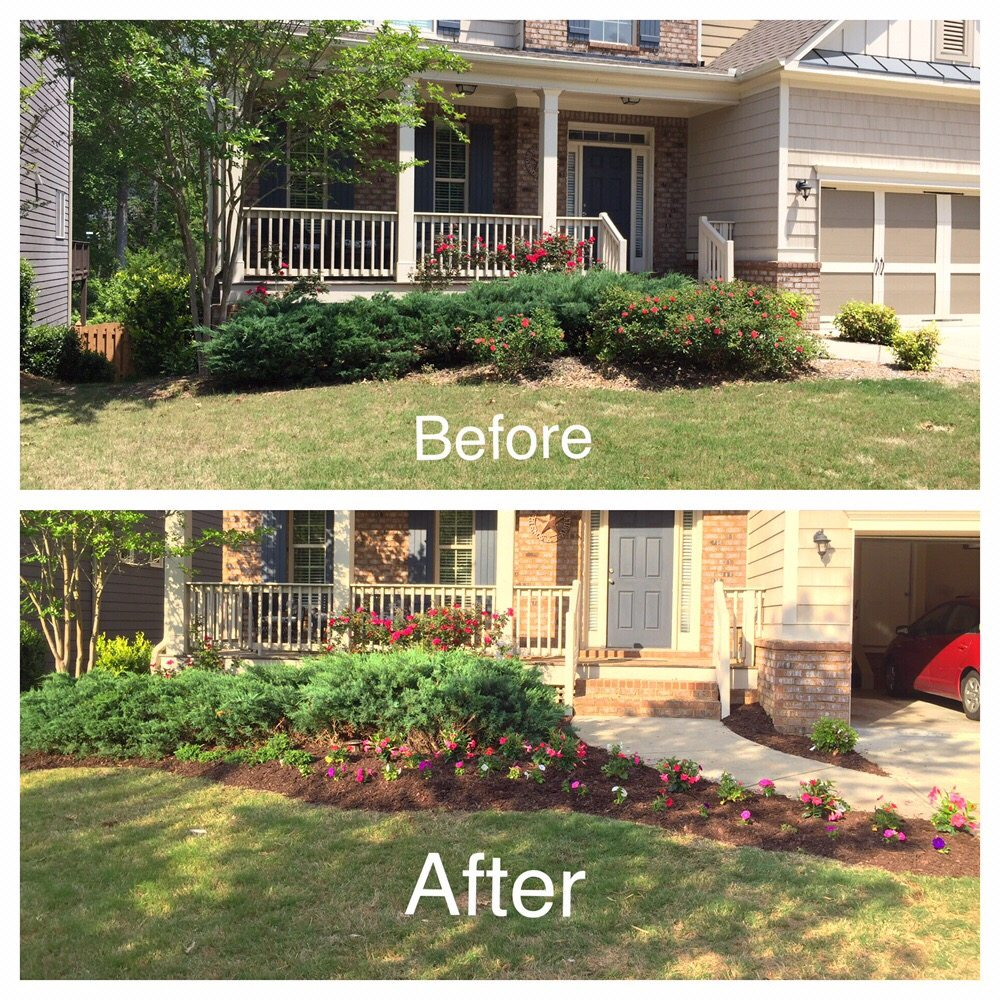 Commercial Landscaping Atlanta Austell Ga: Another Happy Customer!