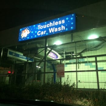 Touchless Car Wash Esso