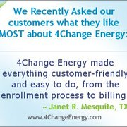 4change Energy Reviews >> 4Change Energy - 27 Reviews - Utilities - Irving, TX - Phone Number - Yelp