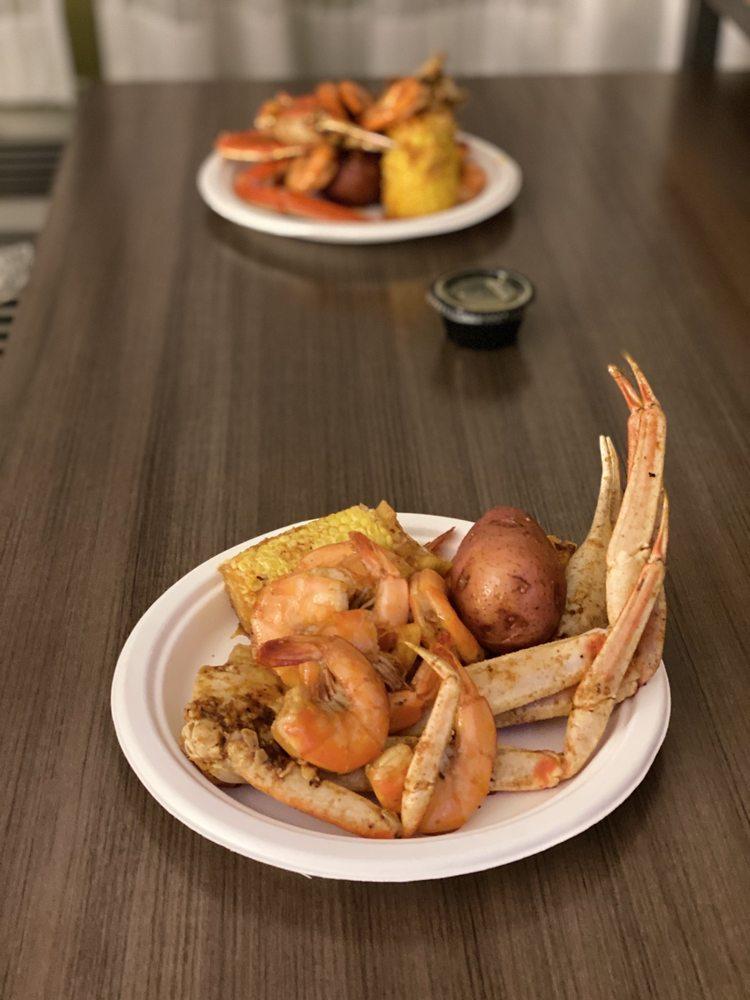 Captain Krab Cajun Seafood & Boil: 421 Friendship Rd, Harrisburg, PA