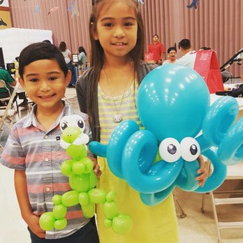 Balloons By Austin Photos Reviews Balloon Services - Childrens birthday parties raleigh nc