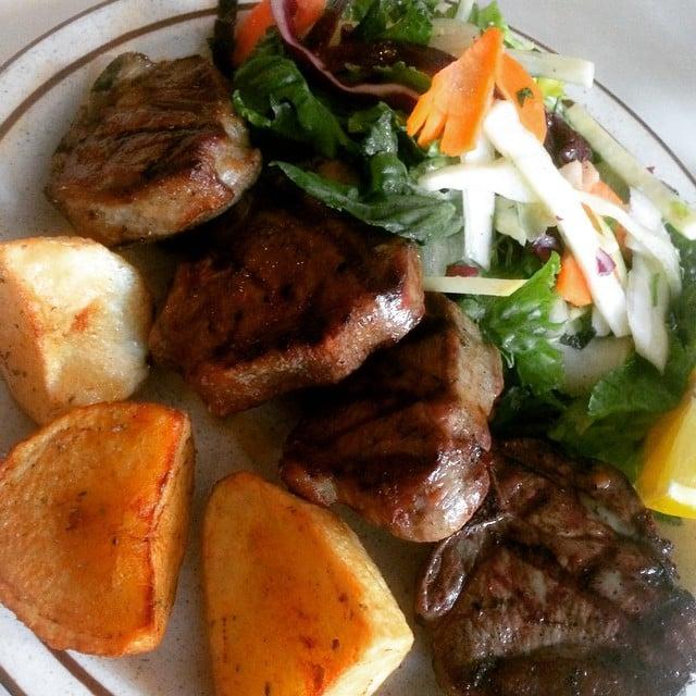 Restaurant le jardin de panos 36 photos 56 reviews for Restaurant le jardin montmorency