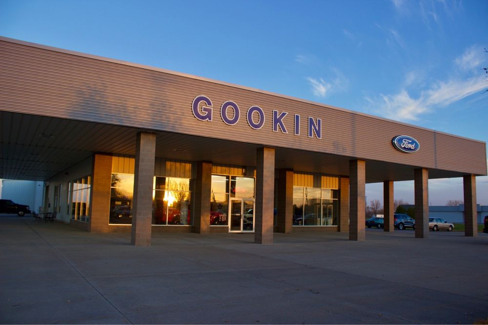Gookin Ford: 510 Factory Outlet Dr, Story City, IA