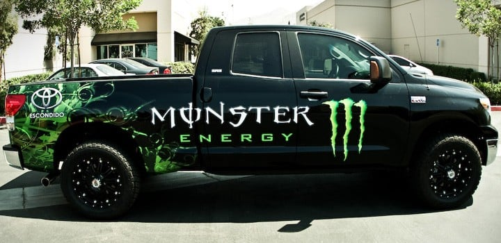 Monster Energy Toyota Truck Monster Energy Pinterest Monster