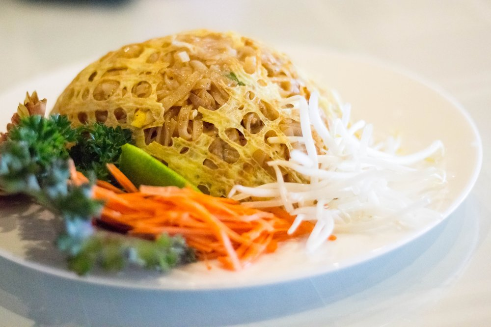 Food from Spring Thai