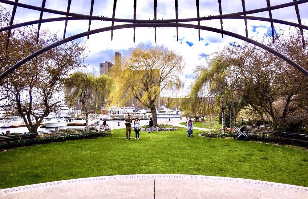 Toronto Music Garden 2018 - Yelp