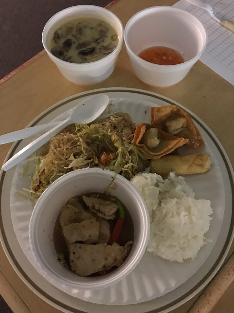 Bangkok West Thai Cafe San Diego