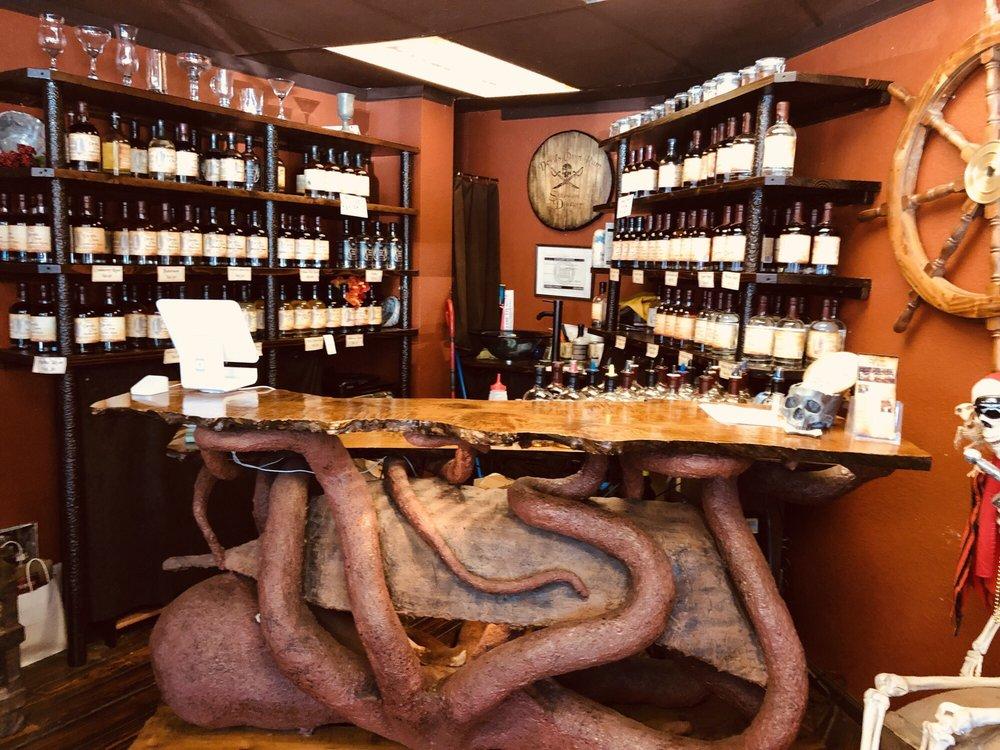Stillwagon Distillery: 175 2nd St SE, Bandon, OR