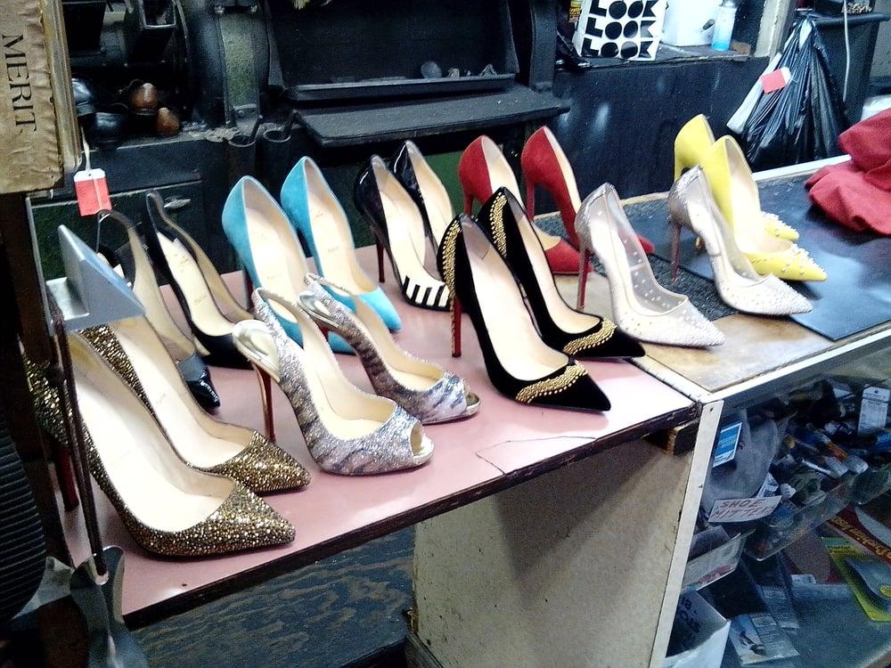 Shoe Repair Chicago Gold Coast