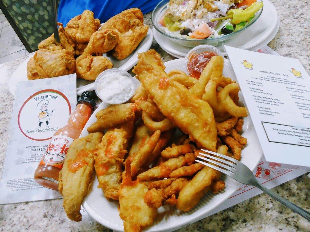 Wishbone Chicken & Ribs