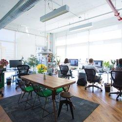 Photo Of Green Desk Brooklyn Ny United States