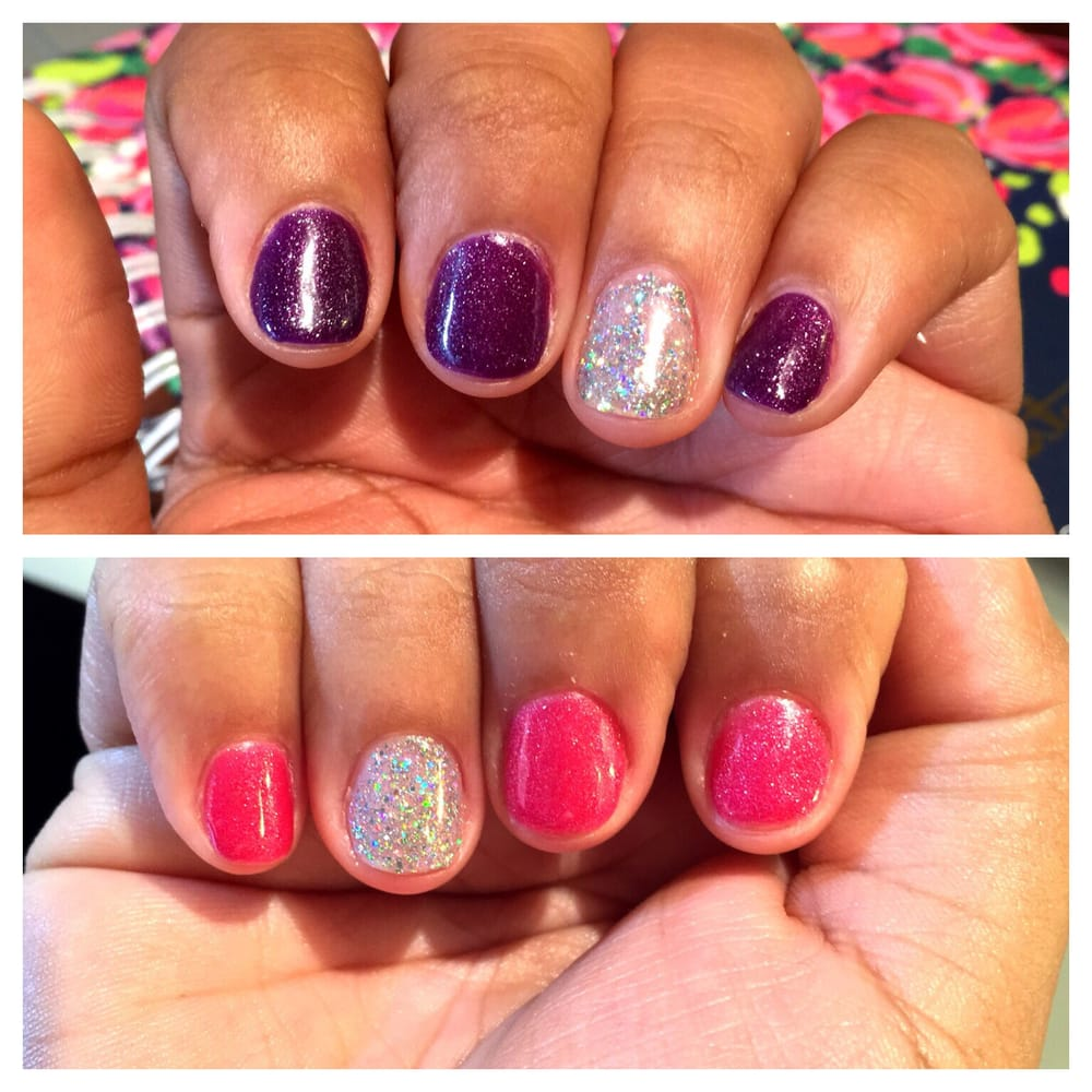 Hollywood Nail And Spa: Penny Is Amazing! She Is My New Nail Person!!