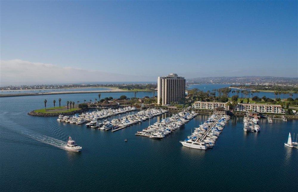 Mission Bay Spa And Marina  Quivira Rd San Diego