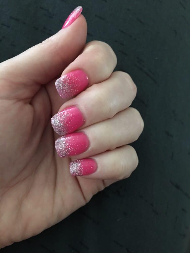 Photo Of Venetian Nail Spa Katy Tx United States Amazing Ombré Nails