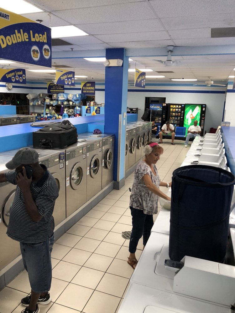 Sandalfoot Square LaundroMart: 23182 Sandalfoot Plaza Dr, Boca Raton, FL