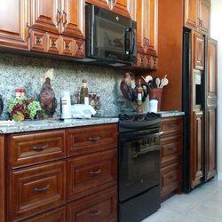 Photo Of Tops Kitchen Cabinet Granite Greenacres Fl United States Coffee