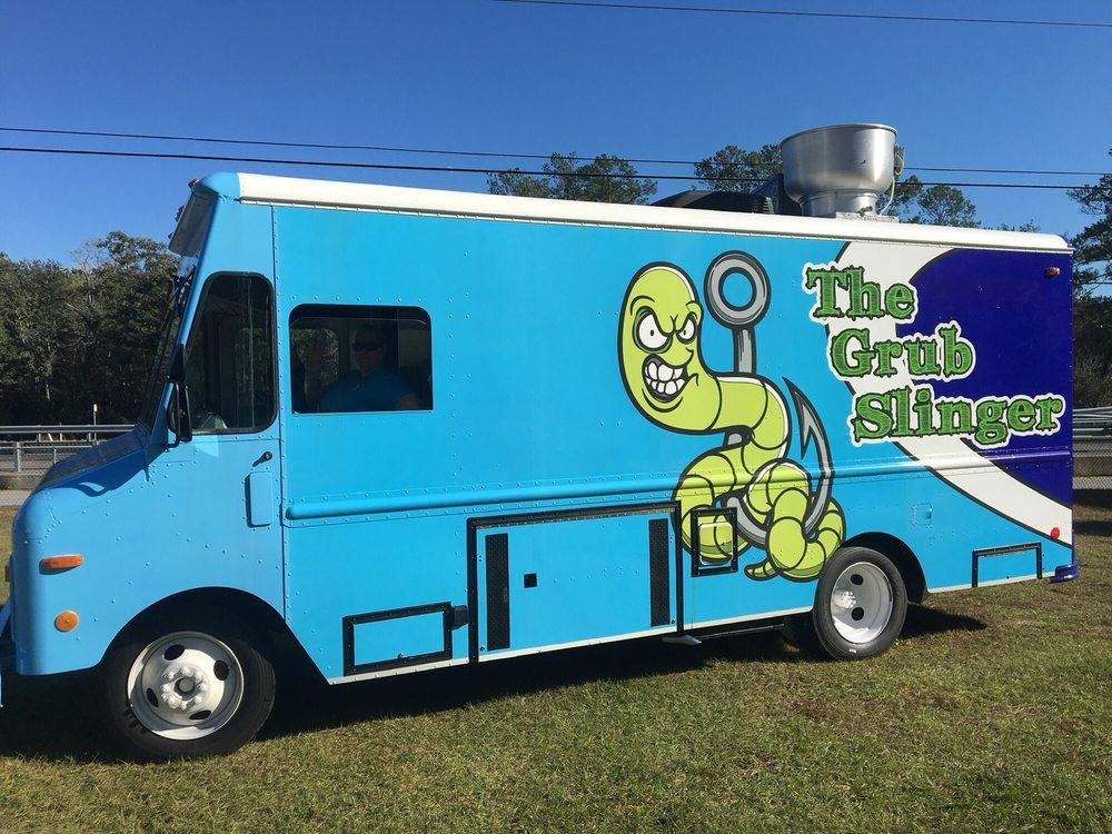 The Grub Slinger: 17656 US Hwy 331 S, Freeport, FL