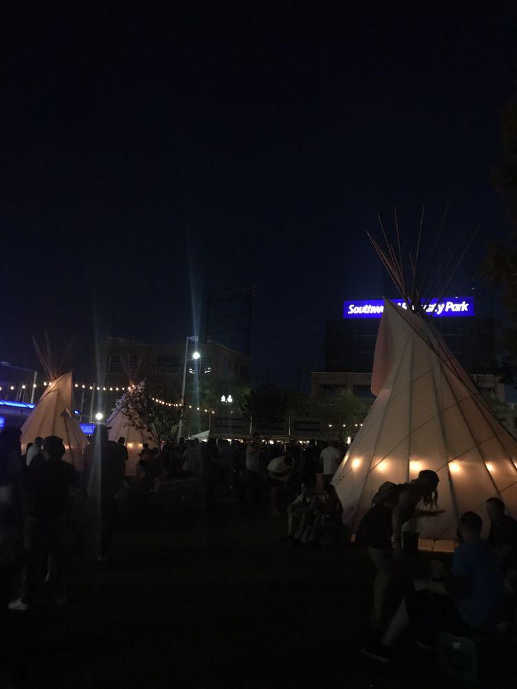 Neon Desert Music Festival: 401 N Oregon St, El Paso, TX