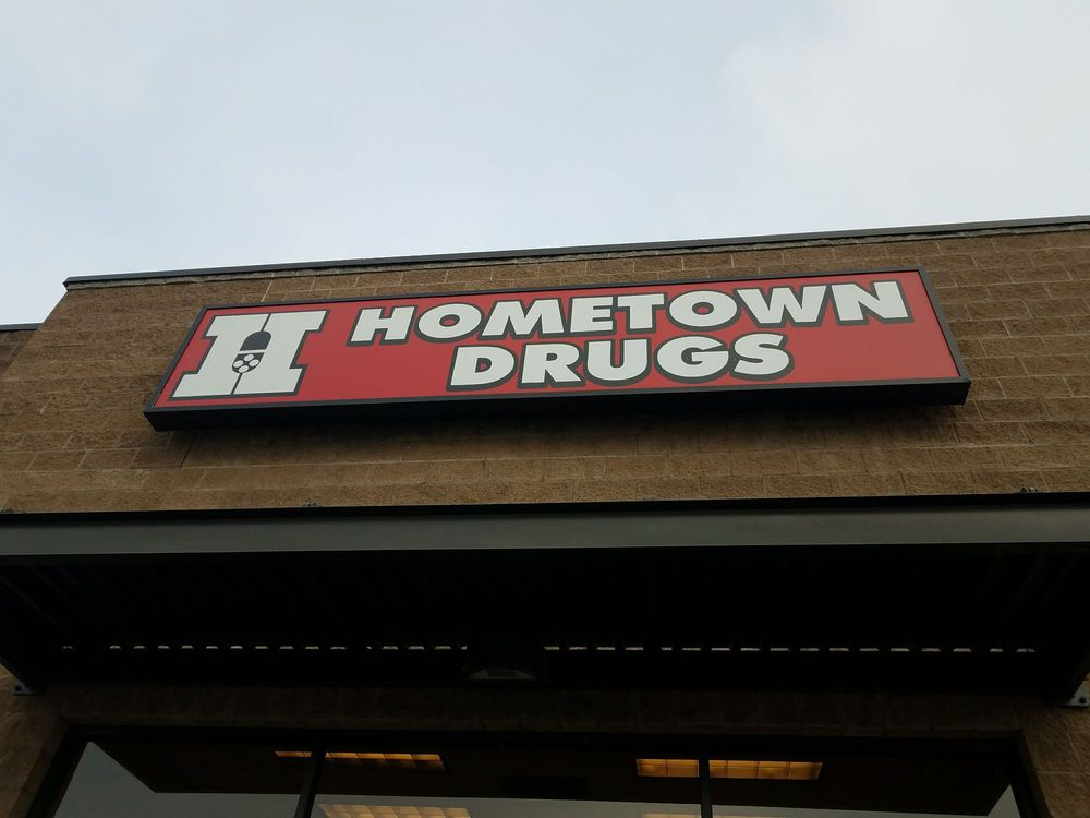 Home Town Drugs: 65 NE Oak St, Madras, OR