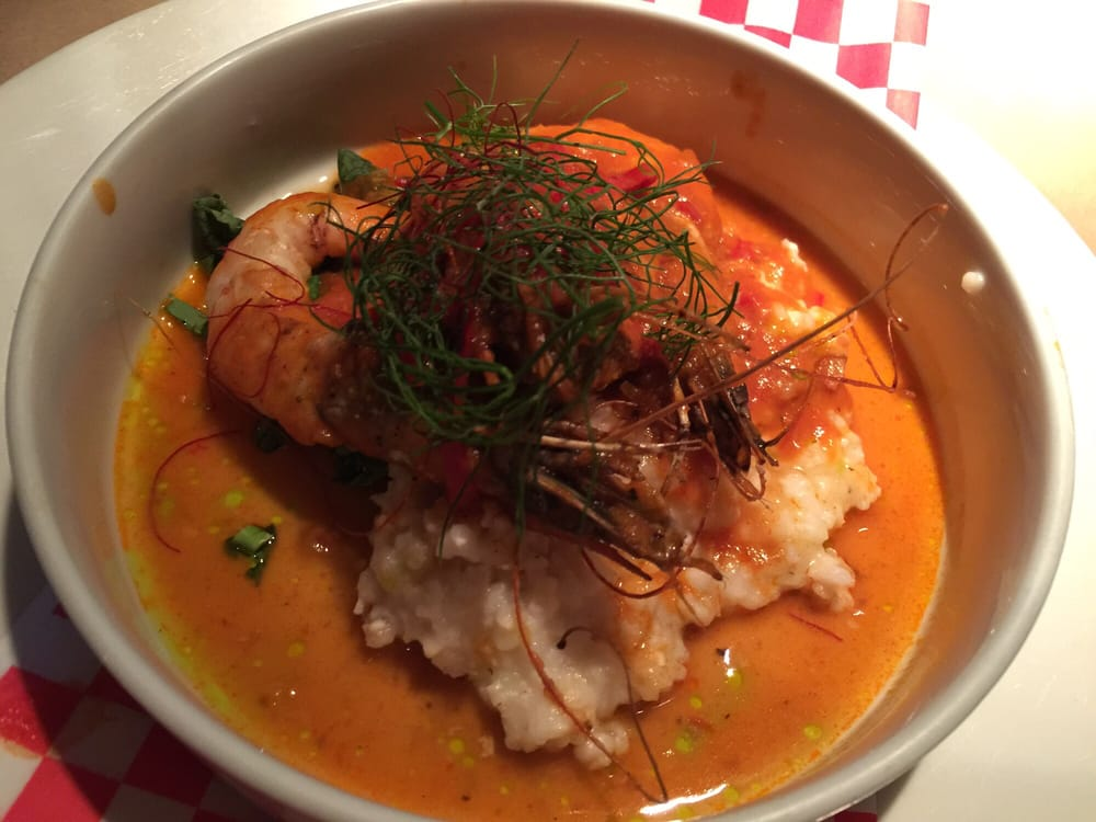 Wild shrimp with grits yelp for 707 foodbar grand junction