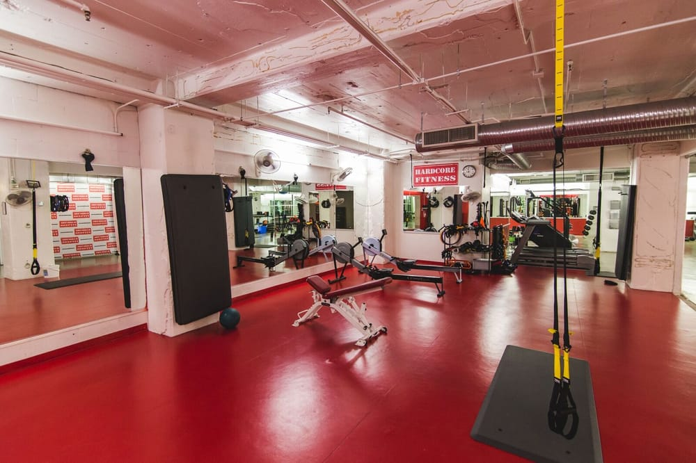 Hardcore Fitness Downtown