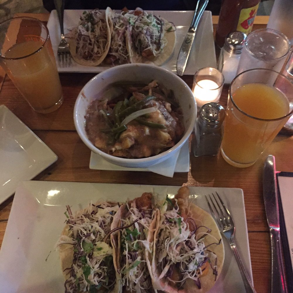 1 Fish Tacos On Mondays With A Drink Yelp