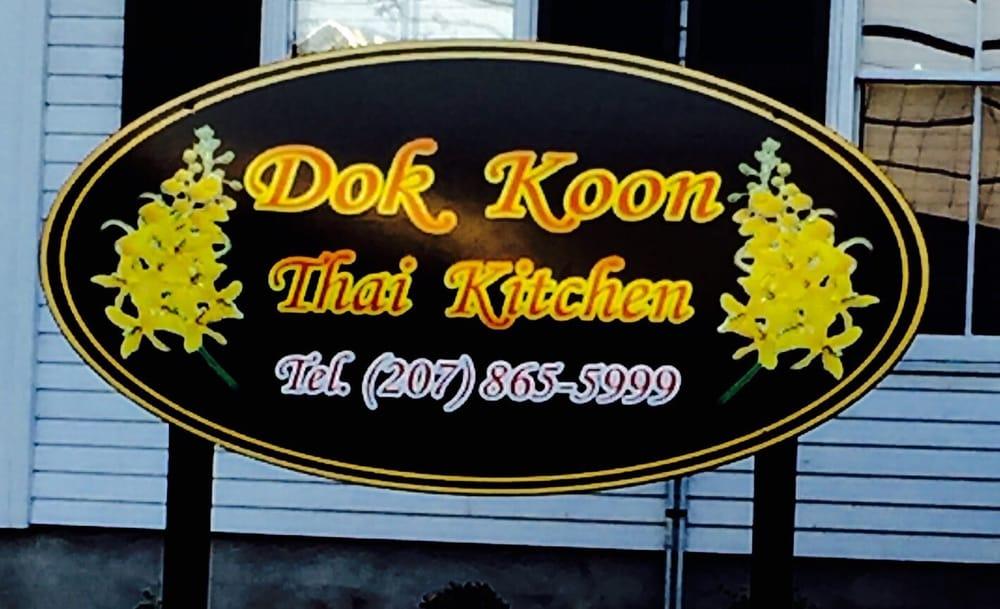 s for Dok Koon Thai Kitchen Yelp