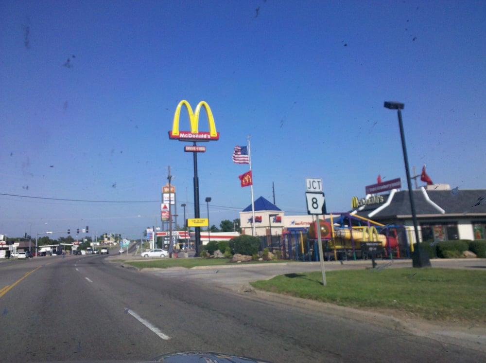 McDonald's: 709 Hwy 71, Mena, AR