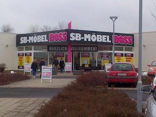 Sb Möbel Boss Möbel Vor Dem Dorfe 3 Elxleben Thüringen