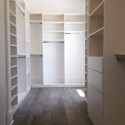 Photo Of Ruffino Custom Closets   Mandeville, LA, United States. Newly  Painted Cabinets