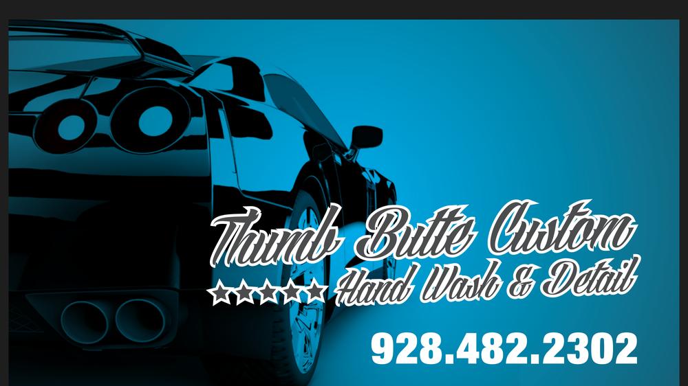 Thumb Butte Custom Mobile Hand Car Wash And Detail & More: 710 5th St, Prescott, AZ