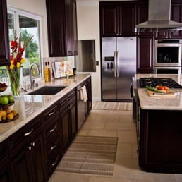 Genial Photo Of Save On Kitchens   Newark, DE, United States. Dark Kitchen  Remodeling