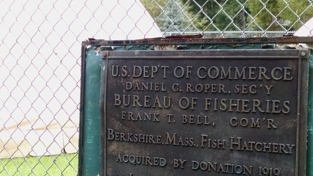 Berkshire National Fish Hatchery: 240 Hatchery Rd, Great Barrington, MA