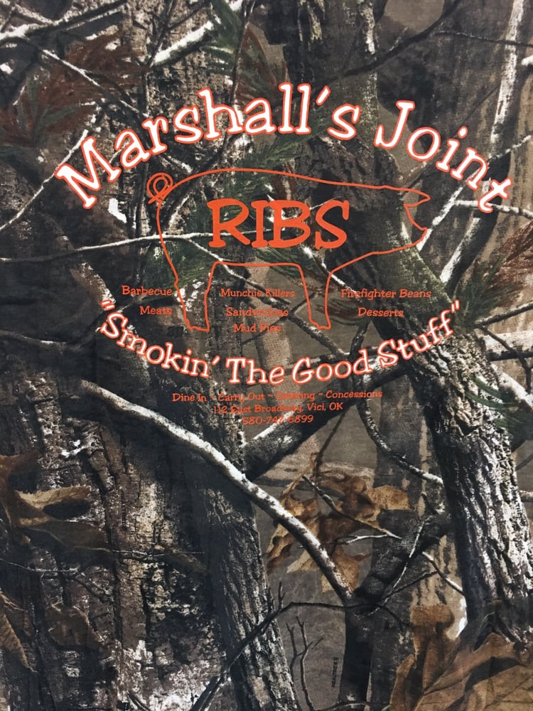 Marshall's Joint: Vici, OK
