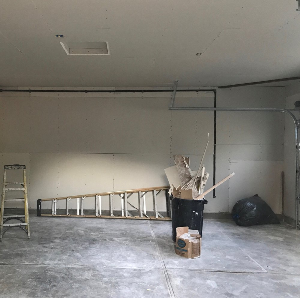 Photo Of The Drywall Doctor San Jose Ca United States Finished Garage
