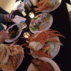 Casino pauma seafood buffet