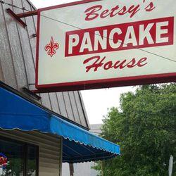 Photo Of Betsy S Pancake House New Orleans La United States I Felt