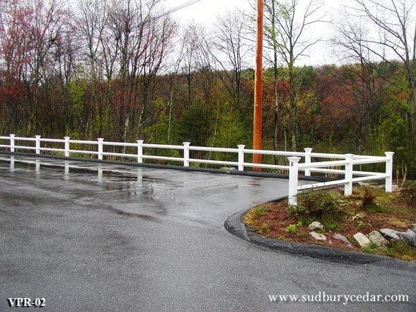 Sudbury Cedar Fence