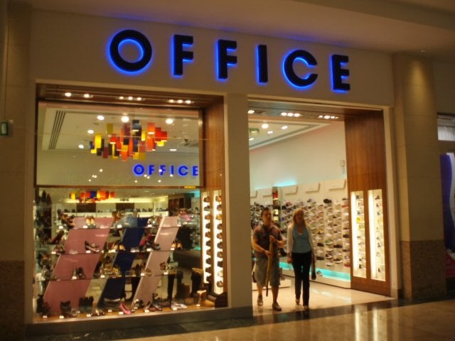 Our store in Dundrum is located in Ireland's largest shopping centre - Dundrum Town Centre. Easy to hop on the LUAS to get to and with plenty of parking available, come check us out here to fulfill all of your shoe .