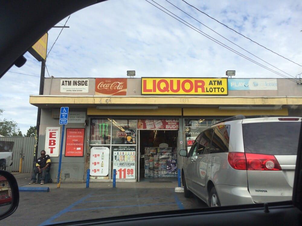 J & S Liquor Station: 1013 W El Segundo Blvd, Gardena, CA