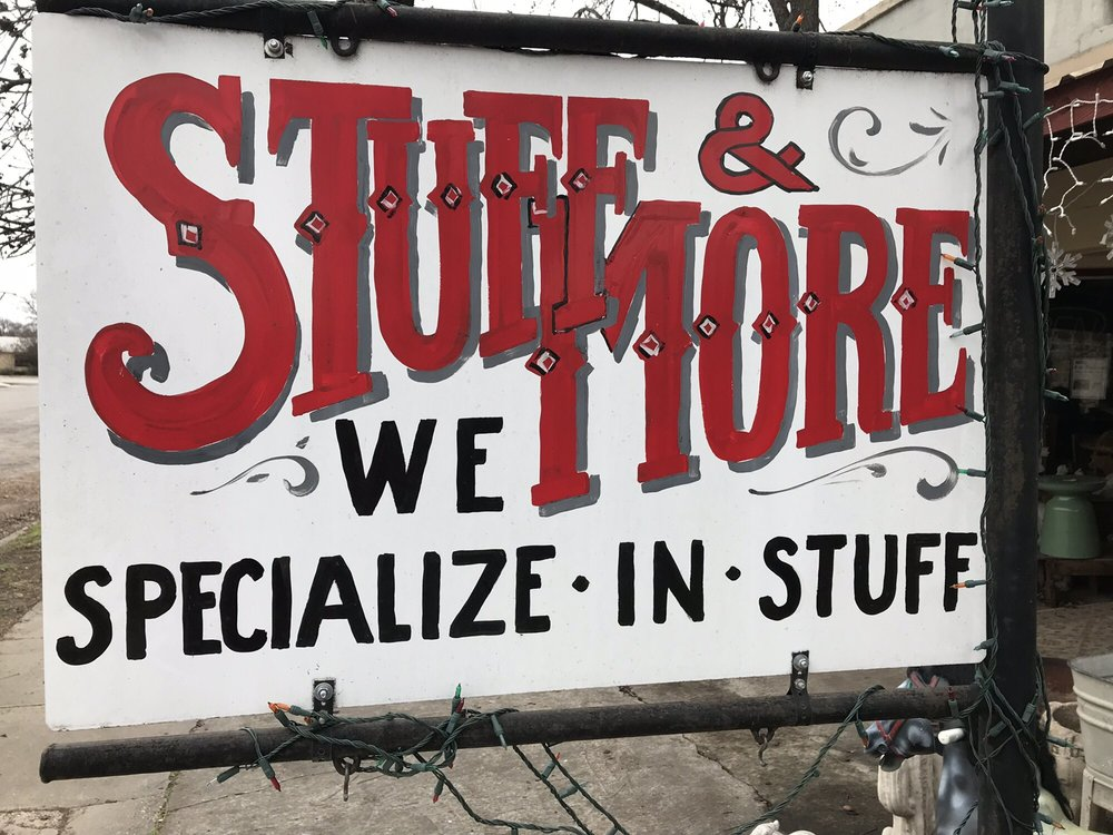 Stuff & More: 515 7th St, Comfort, TX