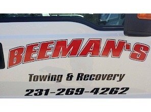 Beemans Towing and Recovery: 1012 Seneca Pl, Cadillac, MI
