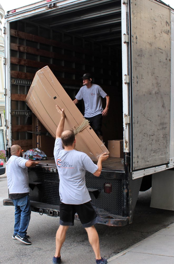 Cross Country Movers: Indianapolis, IN