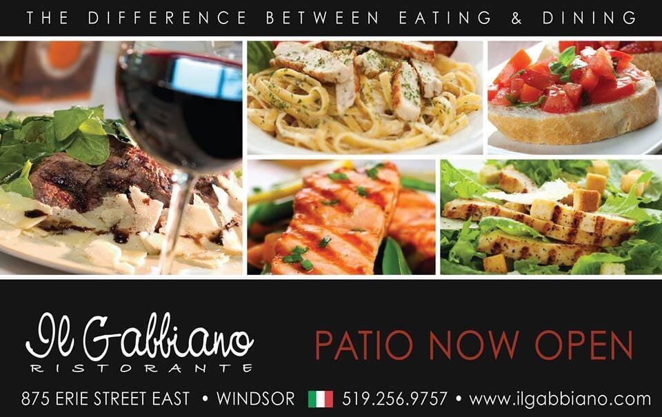 Il Gabbiano Restaurant Windsor