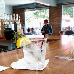 photo of revelry kitchen denver co united states rosemary gin fizz - Revelry Kitchen