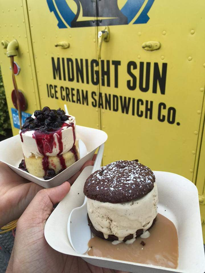 Midnight Sun Ice Cream Sandwich Co.