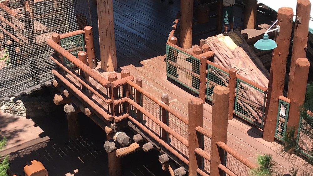 Redwood Creek Challenge Trail: 1313 S Harbor Blvd, Anaheim, CA
