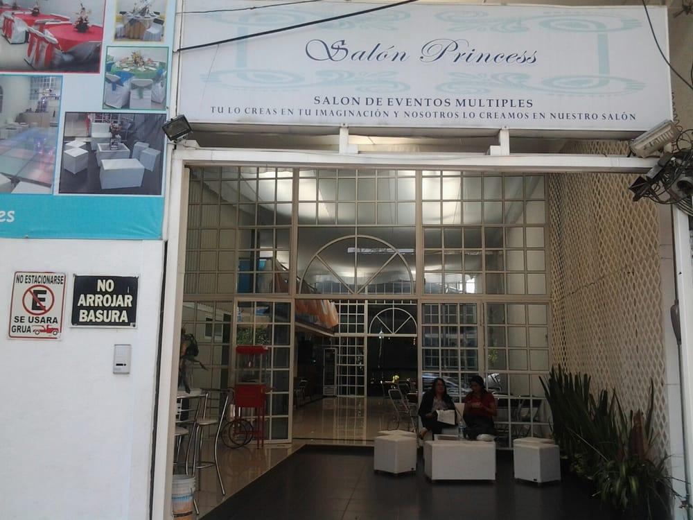 Sal n princess locales para eventos santa mar a la for Jardin 7 hermanos ecatepec